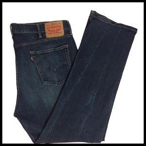 Levi's 514 Mens Jeans 40x32